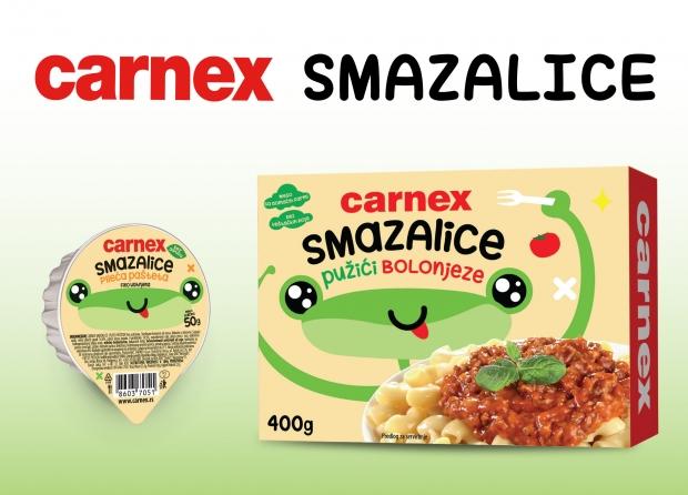 NOVE CARNEX SMAZALICE – IDEALNE ZA MAME I KLINCE