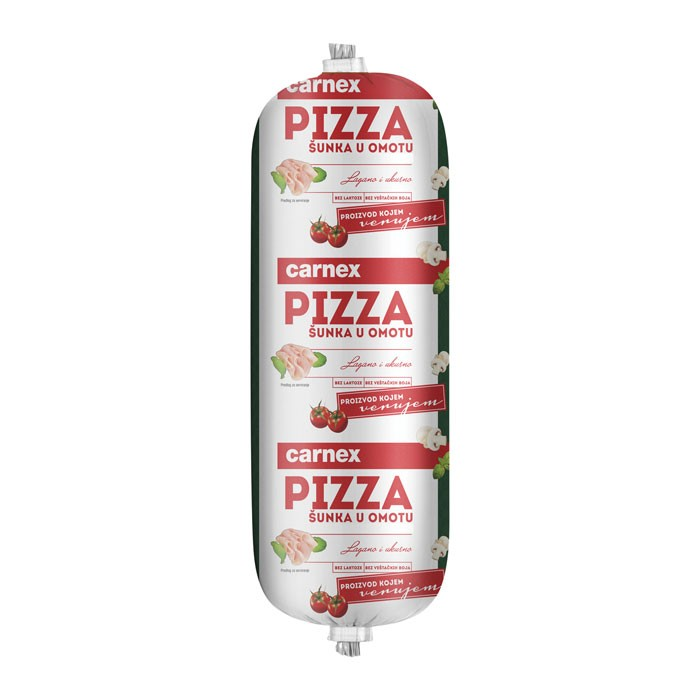 Pizza šunka 2 kg