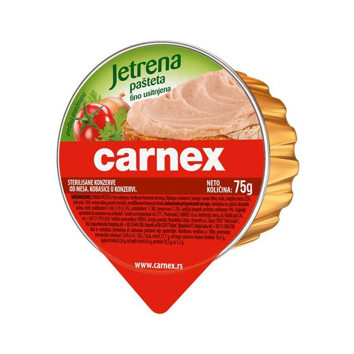 Jetrena pašteta 75 g